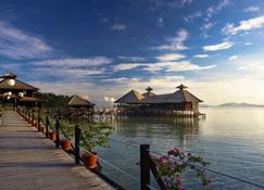 Gayana Marine Resort - Kota Kinabalu - Outdoor view