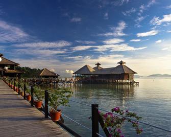 Gayana Marine Resort - Kota Kinabalu - Outdoors view