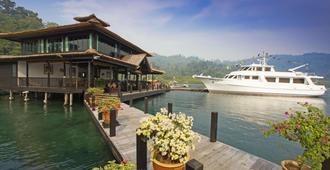 Gayana Marine Resort - Kota Kinabalu - Κτίριο