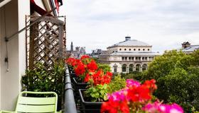 Hotel Britannique - París - Vista del exterior