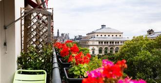 Hotel Britannique - Paris - Vista externa