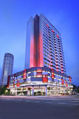 Hotel Neo+ Penang By Aston - George Town - Κτίριο