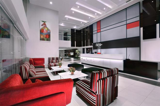 Hotel Neo+ Penang By Aston - George Town - Σαλόνι ξενοδοχείου