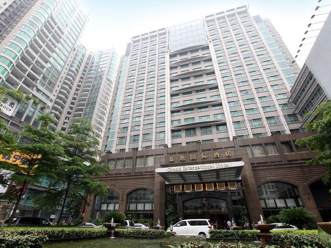 廣州嘉逸國際酒店 - 廣州 - 建築