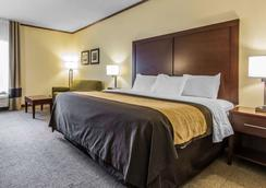 Comfort Inn & Suites Ardmore - Ardmore - Phòng ngủ