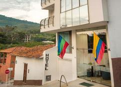 Puerto Bahía Hotel - San Gil - Edifício
