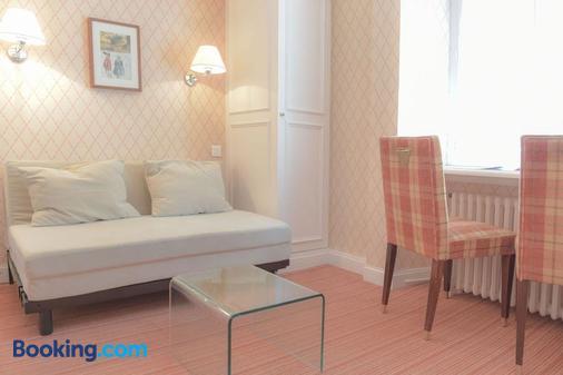 Gradlon - Quimper - Living room