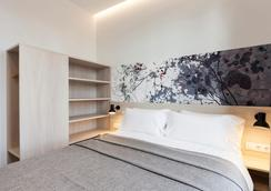 Aspasios Poblenou Apartments - Barcelona - Bedroom