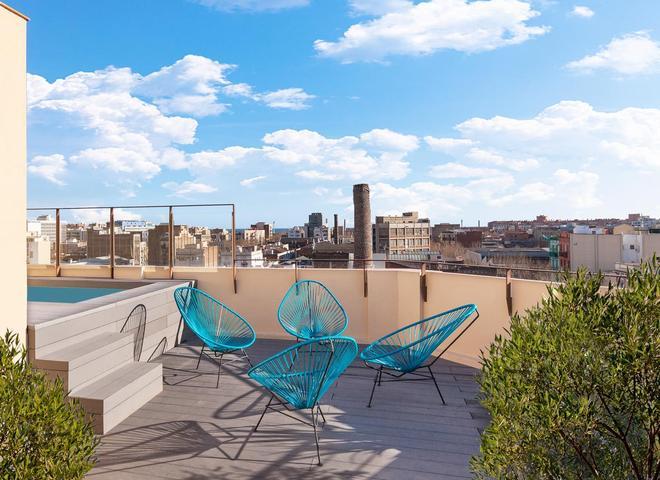 Aspasios Poblenou Apartments - Barcelona - Pool