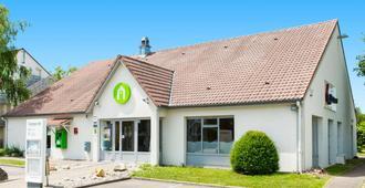 Hotel Campanile Mulhouse Sud - Morschwiller - Mulhouse - Bygning