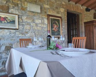 Hotel Resort Antico Casale di Scansano - Scansano - Essbereich