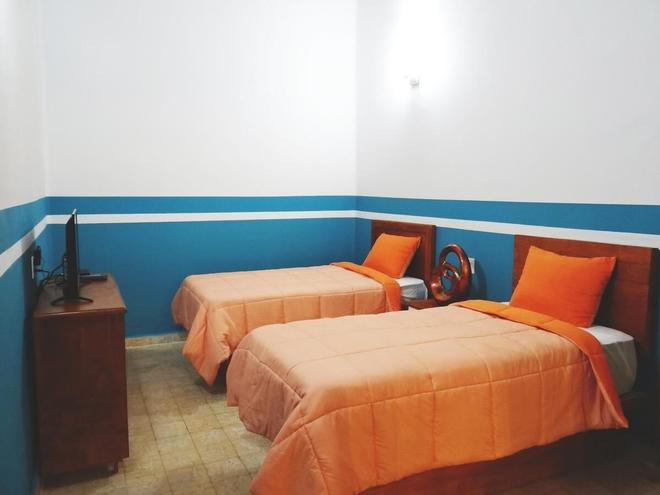 Posada Vee Yuu - Puebla City - Bedroom
