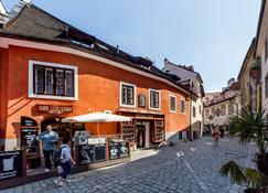 Pension Galko - Český Krumlov - Outdoor view