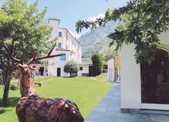 Hotel Diana Jardin et Spa - Aosta - Outdoor view