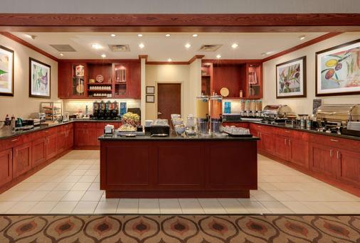 Homewood Suites by Hilton Irving-DFW Airport - Irving - Buffet
