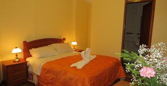 Samari Hostel - Puno - Makuuhuone