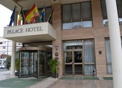 Palace Hotel - Matera - Building