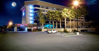 Magnolia Bluffs Casino Hotel, Bw Premier Collection - Natchez - Edificio