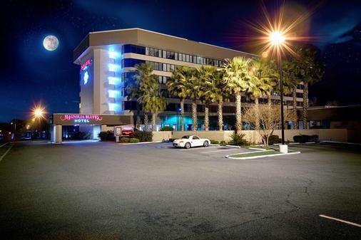 Magnolia Bluffs Casino Hotel, Premier Collection - Natchez - Toà nhà