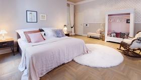 萊比錫柯拉公寓飯店 - 萊比錫 - 臥室