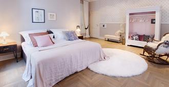 Cora Apartments Leipzig - לייפציג - חדר שינה