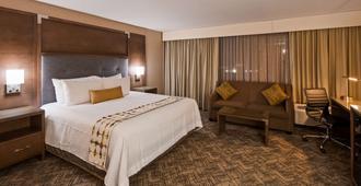Best Western Premier Kansas City Sports Complex Hotel - קנזס סיטי - חדר שינה