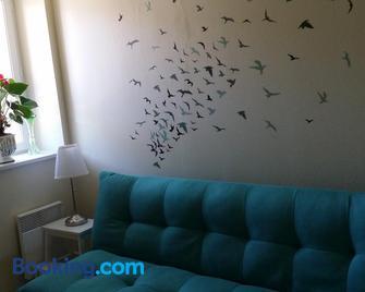 Le clos de la cote d'Emeraude - Saint-Benoit-des-Ondes - Living room