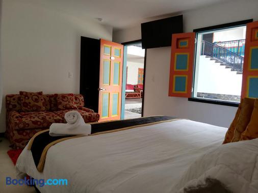 Beta Hotel Salento - Саленто - Спальня