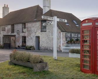 Five Bells Inn Brabourne - Ashford (Kent) - Building