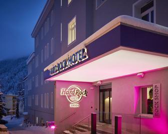 Hard Rock Hotel Davos - Davos - Building