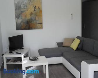 Les Villas Des Ayres - L'appartement - Saint-Paul-le-Jeune - Living room