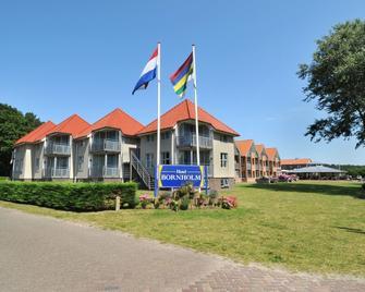 Hotel Bornholm - Terschelling - Building