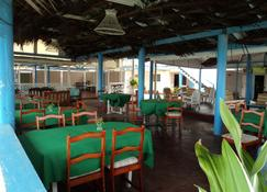 The Clifton Hotel - Union Island - Restaurant