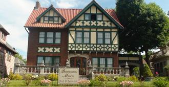 Barrington Manor Bed and Breakfast - Syracuse