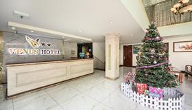 Venus Hotel - Ho Chi Minh City - Front desk