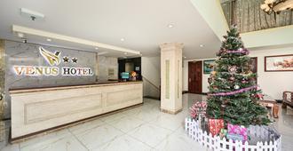 Venus Hotel - Ciudad Ho Chi Minh - Recepción