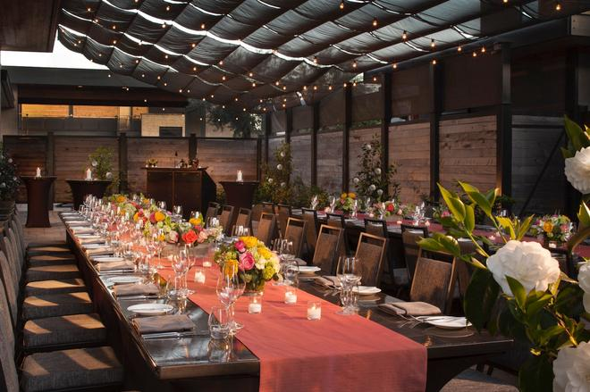 Bardessono - Yountville - Banquet hall
