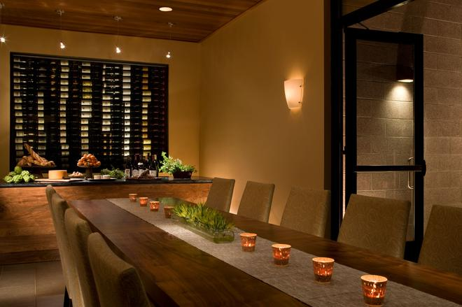Bardessono - Yountville - Dining room