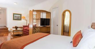 Presidente Hotel Santiago - Santiago del Cile - Camera da letto