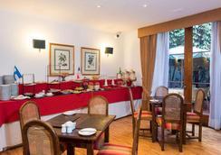 Presidente Hotel Santiago - Santiago - Nhà hàng