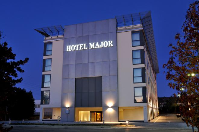 Hotel Major - Gorizia - Edificio