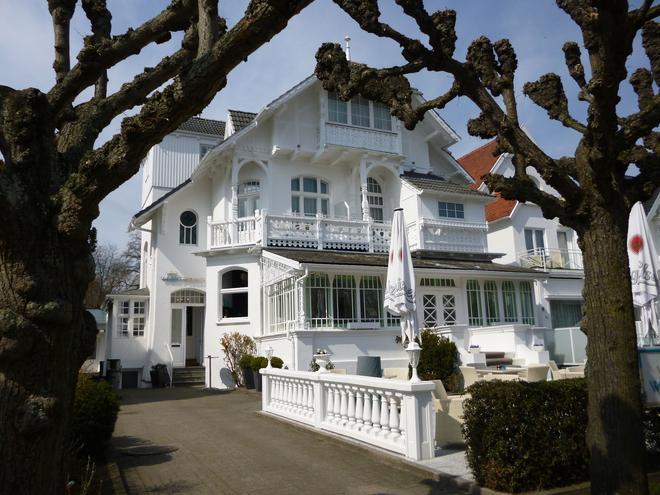 Villa Wellenrausch - Adults Only - Lübeck - Toà nhà