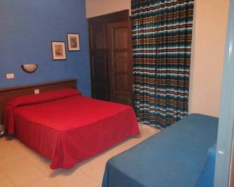 Hostal La Muralla - Morella - Camera da letto