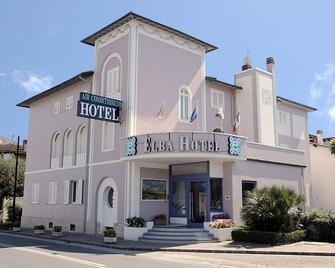 Elba Hotel - Castiglioncello - Edificio