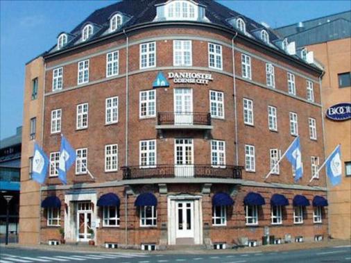 Danhostel Odense City - Odense - Rakennus