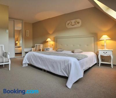 Hotel Relais Saint Jean Troyes - Troyes - Bedroom