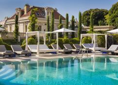 Hotel Metropole Monte-Carlo - Monaco - Pool
