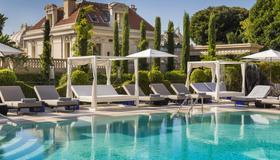Hotel Metropole, Monte Carlo - Monaco - Pool