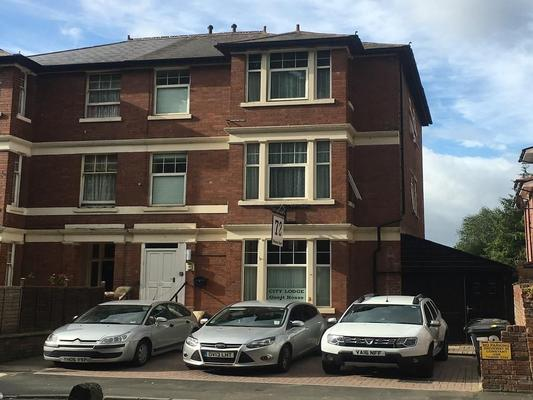 City Lodge Guest House - Gloucester - Building