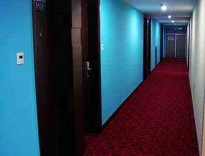 Super 8 by Wyndham Nanjing Shun Tian Presidential Palace - Nanjing - Hallway